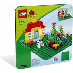 Duplo zielona płytka konstrukcyjna marki Lego