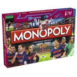 Hasbro Monopoly fc barcelona wersja polska