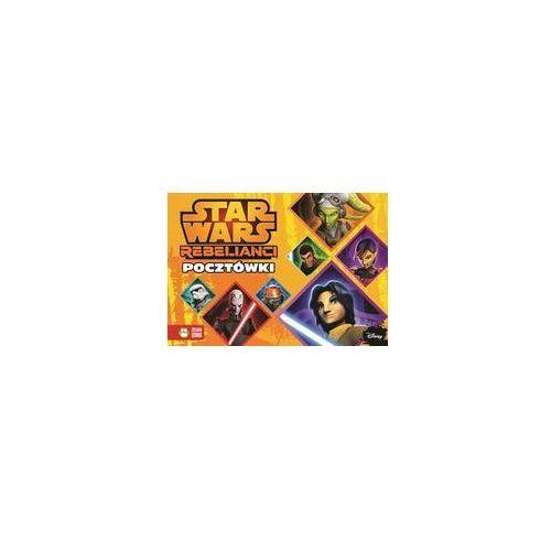 Star Wars Rebelianci Pocztówki. Darmowy odbiór w niemal 100 księgarniach! (2015)