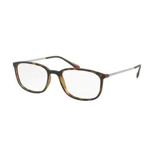 Prada linea rossa Okulary korekcyjne ps03hv spectrum u611o1
