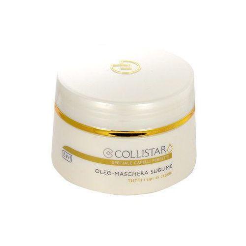 Collistar Sublime Oil Mask 5in1 All Hair Types 200ml W Maska do włosów