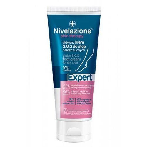 Ideepharm Nivelazione skin therapy aktywny krem s.o.s do stóp bardzo suchych 75ml - Najlepsza oferta