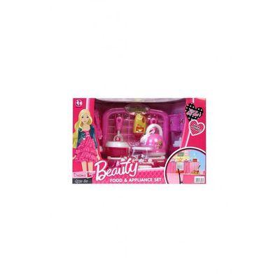 Lalka Barbie Idealna Kuchnia Frh73 Marki Mattel Ceny