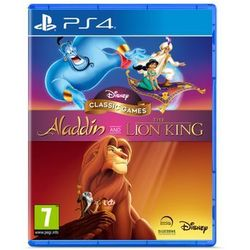 Aladdin & The Lion King (PS4)