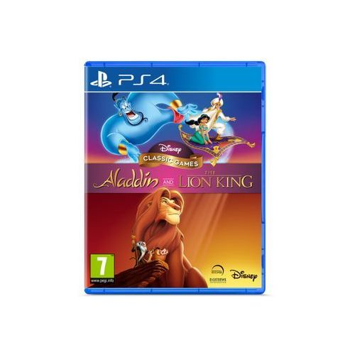 Aladdin & The Lion King (PS4)