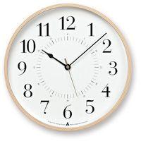 Zegar Awa Toki biała tarcza, kolor biały