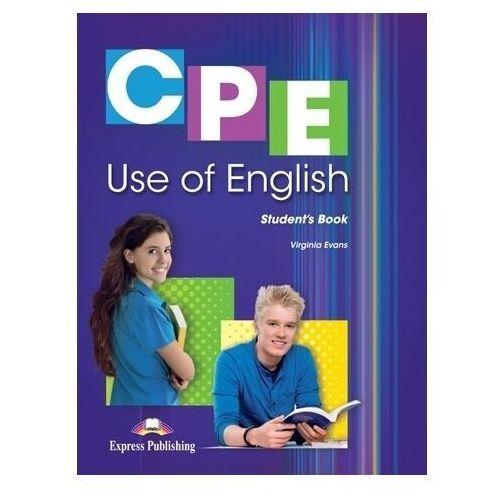 Cpe use of english sb + kod digibook - virginia evans, Express Publishing