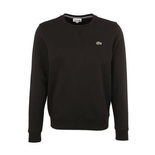 bluzka sportowa czarny marki Lacoste sport