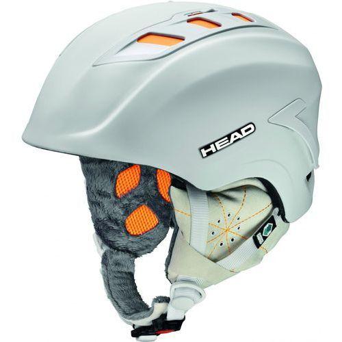 Head kask narciarski grace white m/l (56-59)
