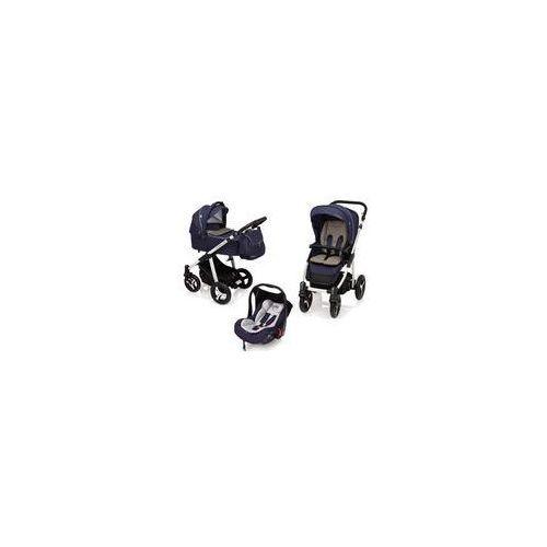 Baby design W�zek wielofunkcyjny 3w1 lupo comfort + leo (navy)