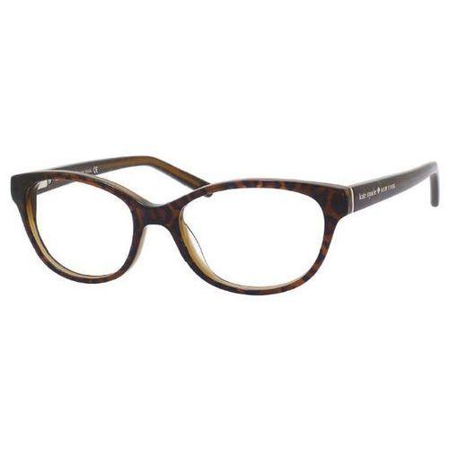 Kate spade Okulary korekcyjne purdy 0x07