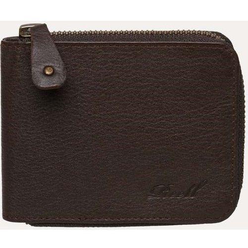 c32beffade34f Zobacz ofertę REELL - Zip Leather Wallet Brown (BROWN) rozmiar  OS