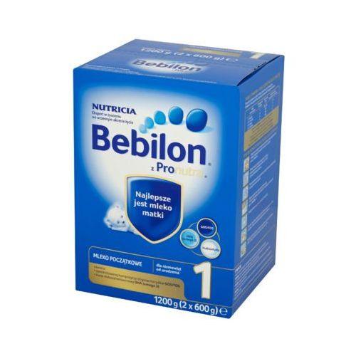 Bebilon 1200g 1 z pronutra mleko początkowe od urodzenia