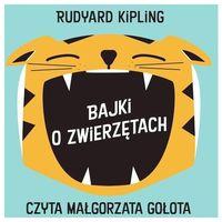 Bajki o zwierzętach - Rudyard Kipling (MP3)