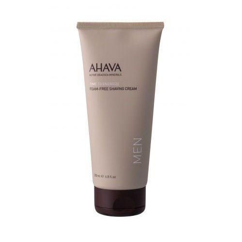 Ahava men time to energize krem do golenia 200 ml dla mężczyzn - Ekstra oferta