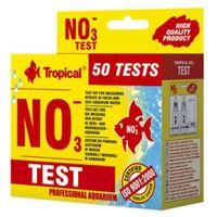 test no- test do pomiaru stężenia azotanów (no) w wodzie słodkiej i morskiej 1szt marki Tropical