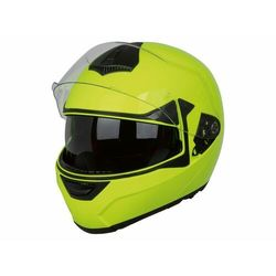 CRIVIT PRO® Kask motocyklowy High Visibility, rozmia