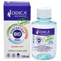 Płyn Naturalny koncentrat jodu w płynie 150ml Iodica