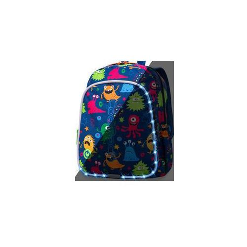 58400bd74be29 Zobacz ofertę Patio Świecący plecak dziecięcy coolpack - bobby - led funny