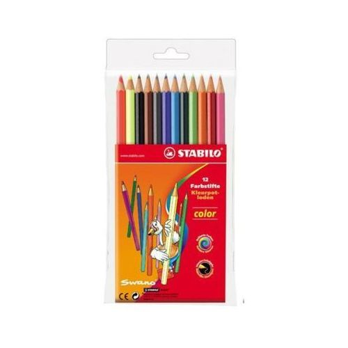 Kredki STABILO Color 12 kolorów