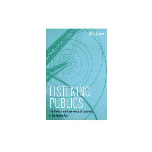 Listening Publics (9780745660257)