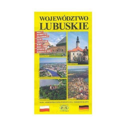 Województwo Lubuskie 1:200 000 - BiK