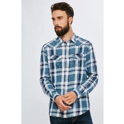 Koszule męskie Wrangler ANSWEAR.com