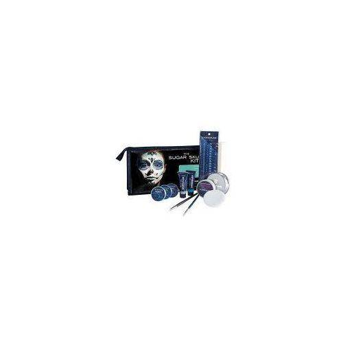 Sugar skull halloween kit, zestaw do charakteryzacji Kryolan - Bombowa promocja