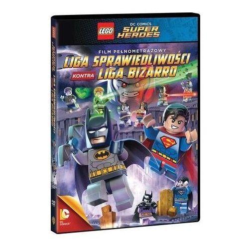 Brandon vietti Lego: liga sprawiedliwości kontra liga bizarro - zakupy powyżej 60zł dostarczamy gratis, szczegóły w sklepie (7321909334922)