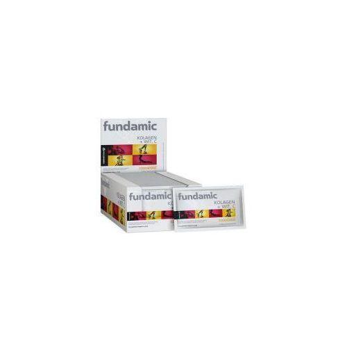 Fundamic kolagen + witamina c, 30 saszetek Formotiva