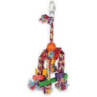 Hp birds Zabawka dla papug marki happypet - fiesta
