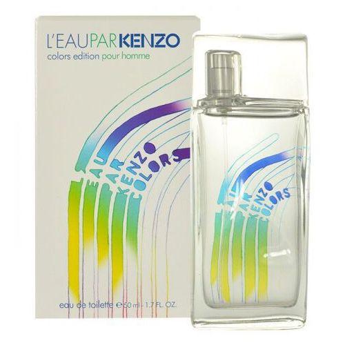 KENZO L´Eau Par Kenzo Colors Pour Homme woda toaletowa 50 dla mężczyzn - Bombowy rabat