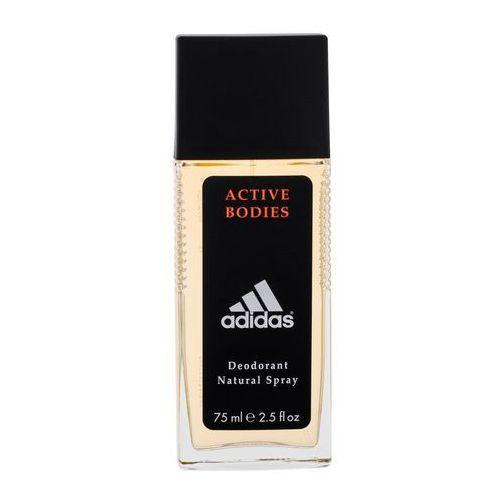 Adidas Active Bodies Men Dezodorant w atomizerze 75 ml - Coty - Rewelacyjna promocja