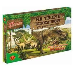 Gra ALEXANDER X2196 Era Dinozaurów Na tropie Dinozaurów