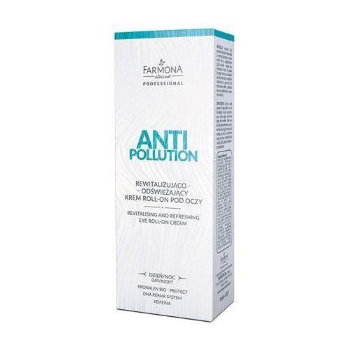 Farmona anti pollution krem roll-on pod oczy - krem roll-on pod oczy