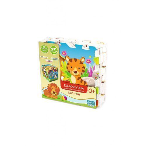 Układanka-puzzlopianka zoo 5o36k3 marki Trefl
