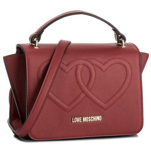 Torebka LOVE MOSCHINO - JC4293PP04KK0500 Rosso