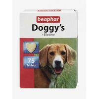 Doggy's biotin 75 szt. marki Beaphar