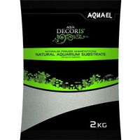 Aquael Piasek kwarcowy drobny 0.1-0.3mm 2kg nr kat. 114041, 3967