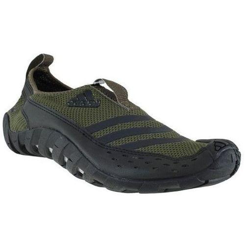 Adidas Buty do wody jawpaw - zielono-czarny