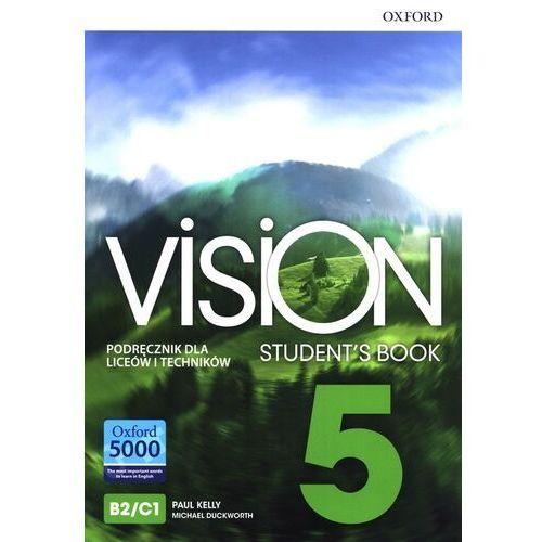 Vision 5 sb oxford - sharman elizabeth, duckworth michael (2020)