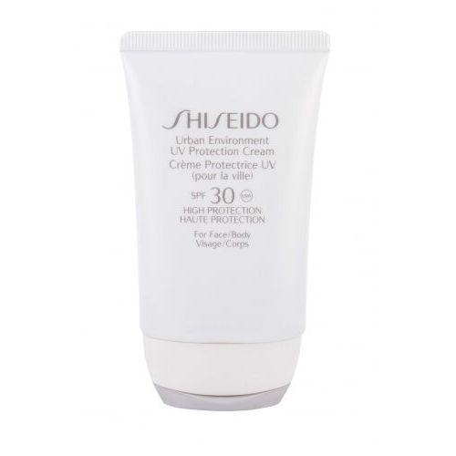 Shiseido Urban Environment SPF30 preparat samoopalający do twarzy 50 ml dla kobiet - Super upust