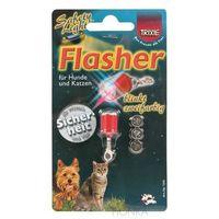 Trixie adresówka świecąca Flasher