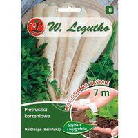 Legutko Pietruszka korzeniowa halblange ( berlińska ) nasiona na taśmie 7m (5903837493517)
