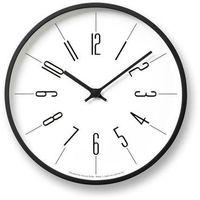 Zegar ścienny clock-tower cyfry arabskie marki Lemnos