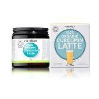 Curcumin Latte BIO 30g Viridian (5060003599135)