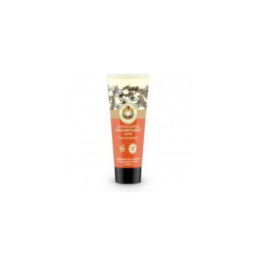 Babuszka Agafia, odżywczy krem do stóp z witaminami, 75ml - Znakomita promocja