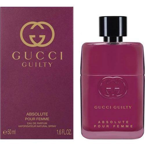 Gucci Guilty Absolute Woman 50ml EdP