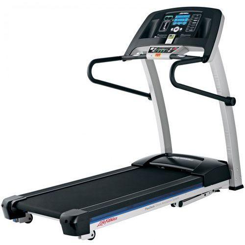 Life fitness Bieżnia f1 smart angielska konsola