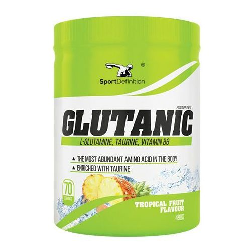 Glutanic - 490g Sport definition